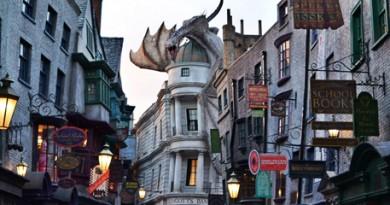 Beco Diagonal Universal Studios Orlando