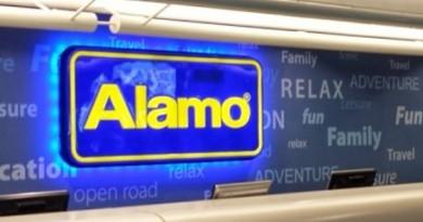 Locadora Alamo Aeroporto de Orlando - Alugando Carro no Aeroporto de Orlando