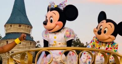 Aniversário do Mickey 90 anos