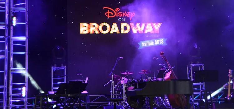 Epcot International Festival of the Arts Performing Arts Walt Disney World Resort