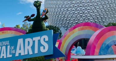 Festival of the Arts Epcot 2019