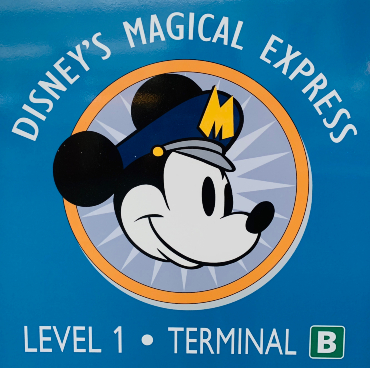 Magical Express Level 1 Terminal B