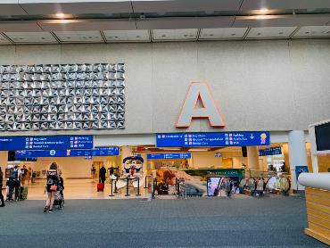 Aeroporto de Orlando Terminal A