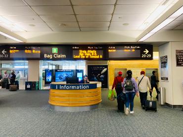 Baggage Claim Orlando