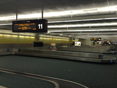 Esteiras de Bagagem Aeroporto de Orlando