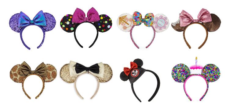 Orelhas da Minnie - Produtos Disney