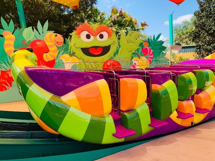 Sesame Street SeaWorld Orlando (3)