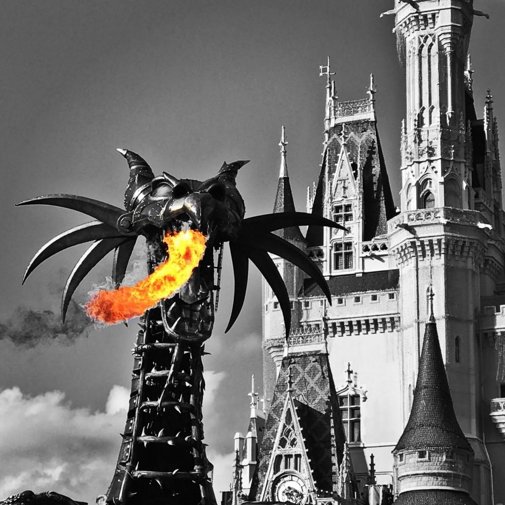 Malevola Evento Noturno Disney
