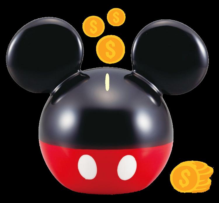 Poupança Disney Menegatour