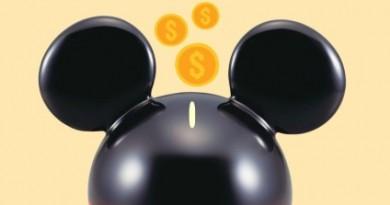 Poupança Disney