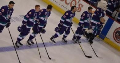 Hockey no Gelo em Orlando