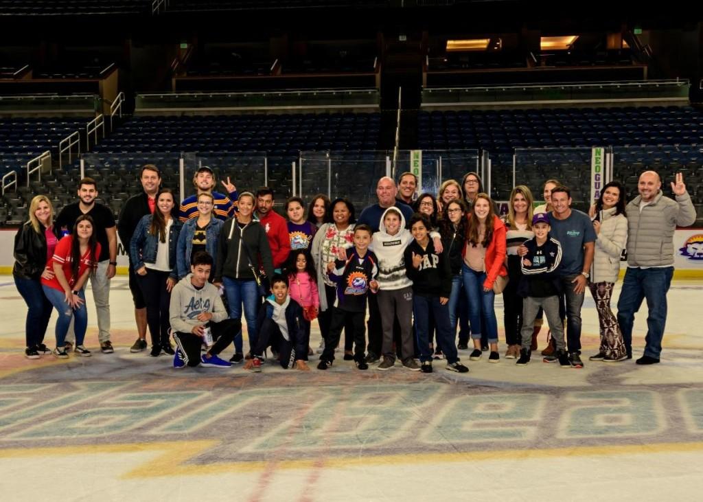 Hockey no Gelo em Orlando Entre na Quadra
