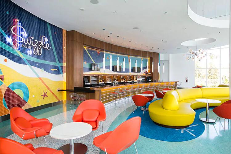 Cabana Bay Lounge