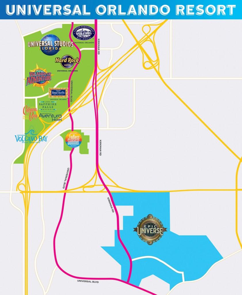 Parque Novo da Universal Orlando