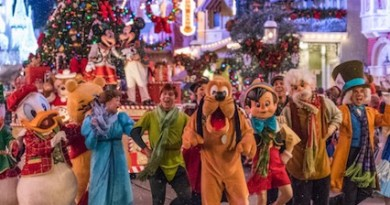 Once Upon a Christmastime Parade (1)
