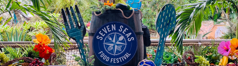Seven Seas Food Festival 2020
