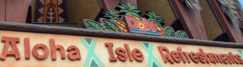 Aloha Isle Refreshment