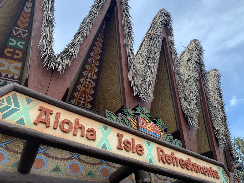 Aloha Isle no Magic Kingdom
