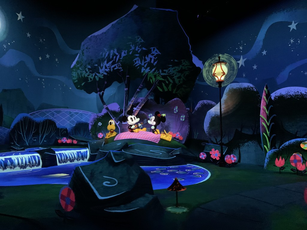 Mickey and Minnie's Runaway Railway