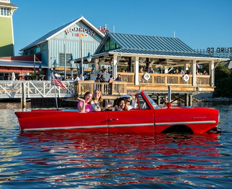 The Boathouse - Amphicar