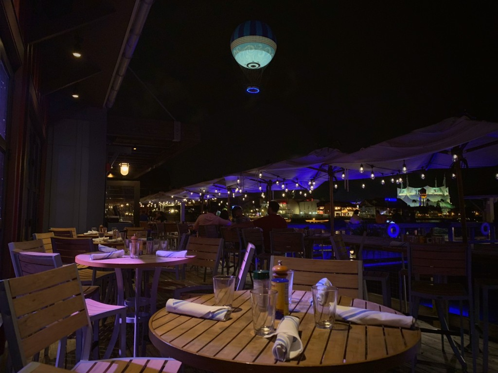 Disney Springs Restaurantes