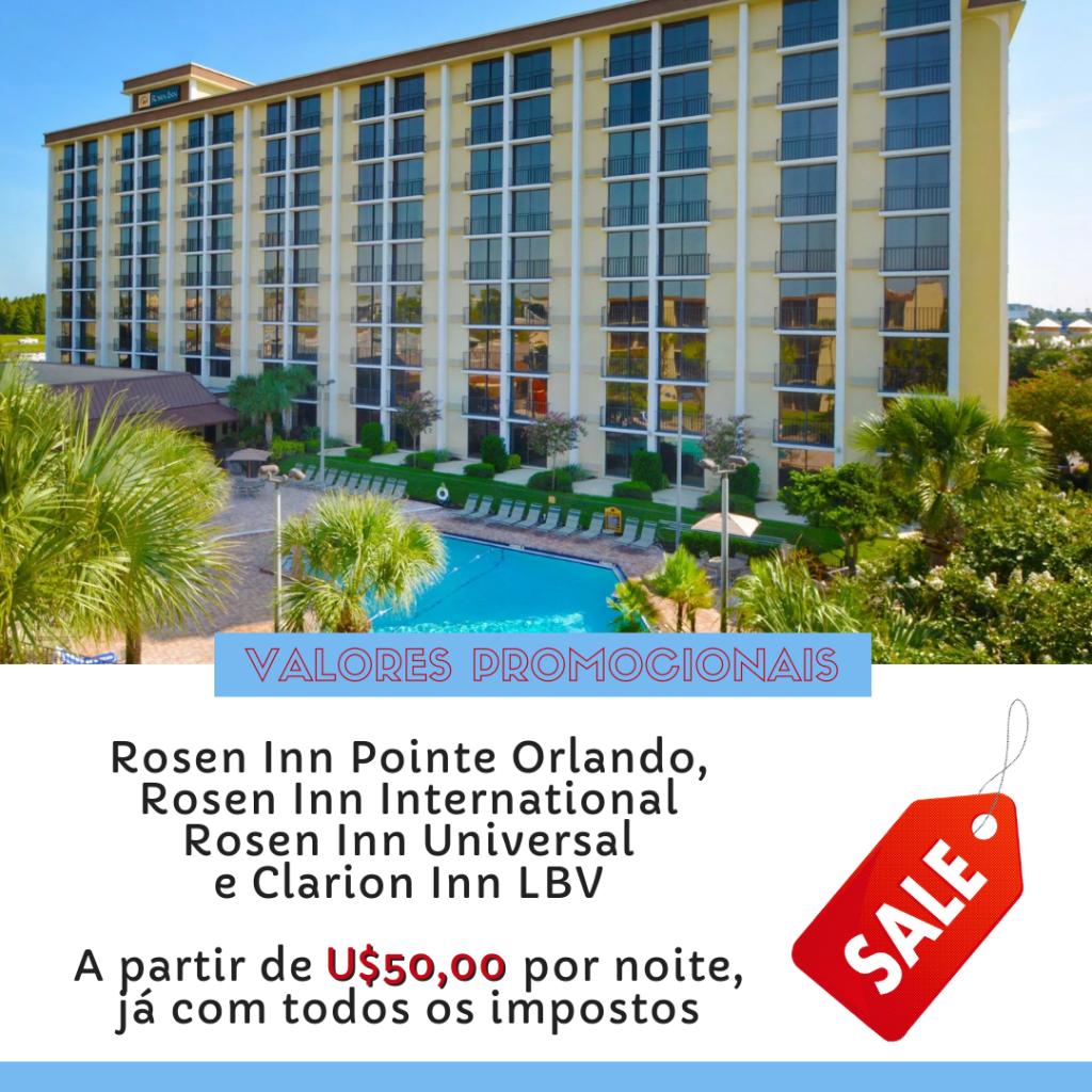 Promoção Hotel em Orlando