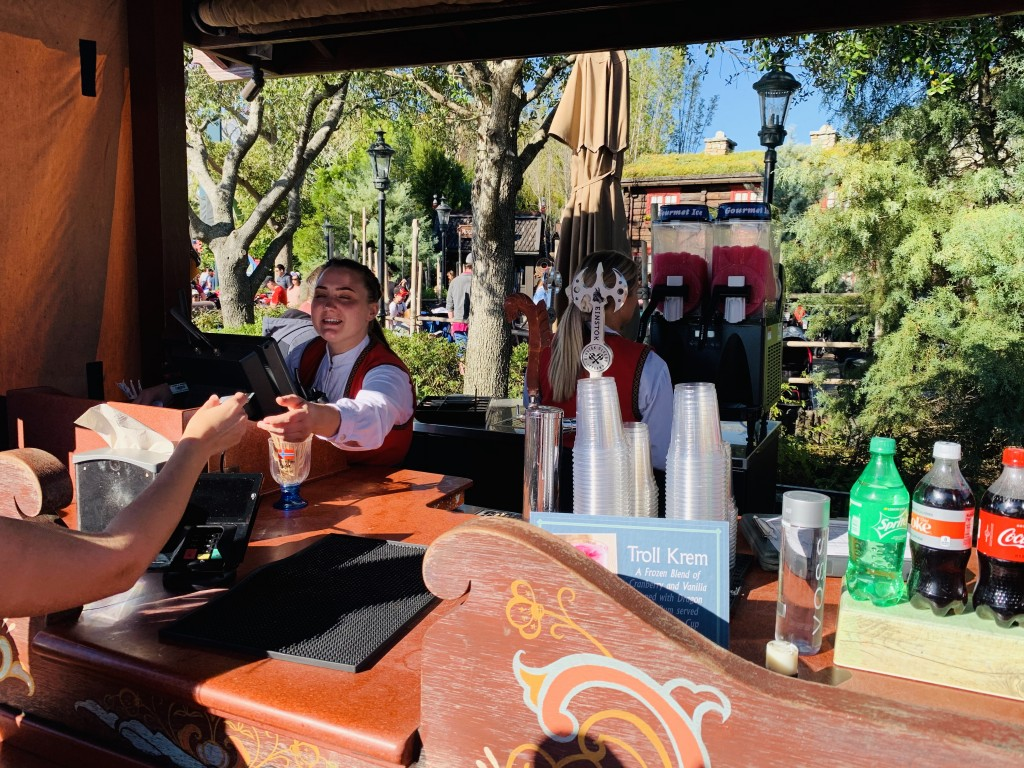 Drinking Around the World no Epcot