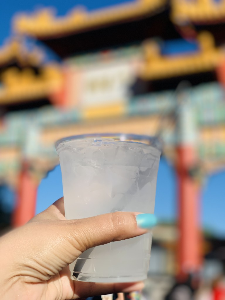 Bebidas no Epcot