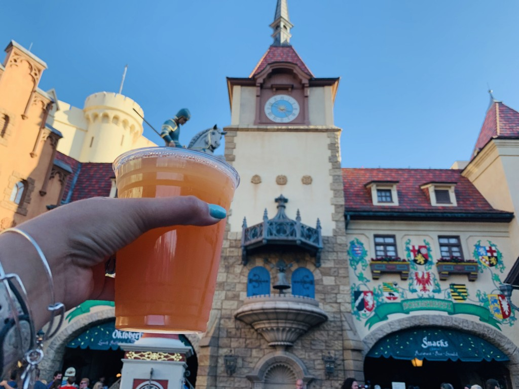 Cerveja na Alemanha Epcot