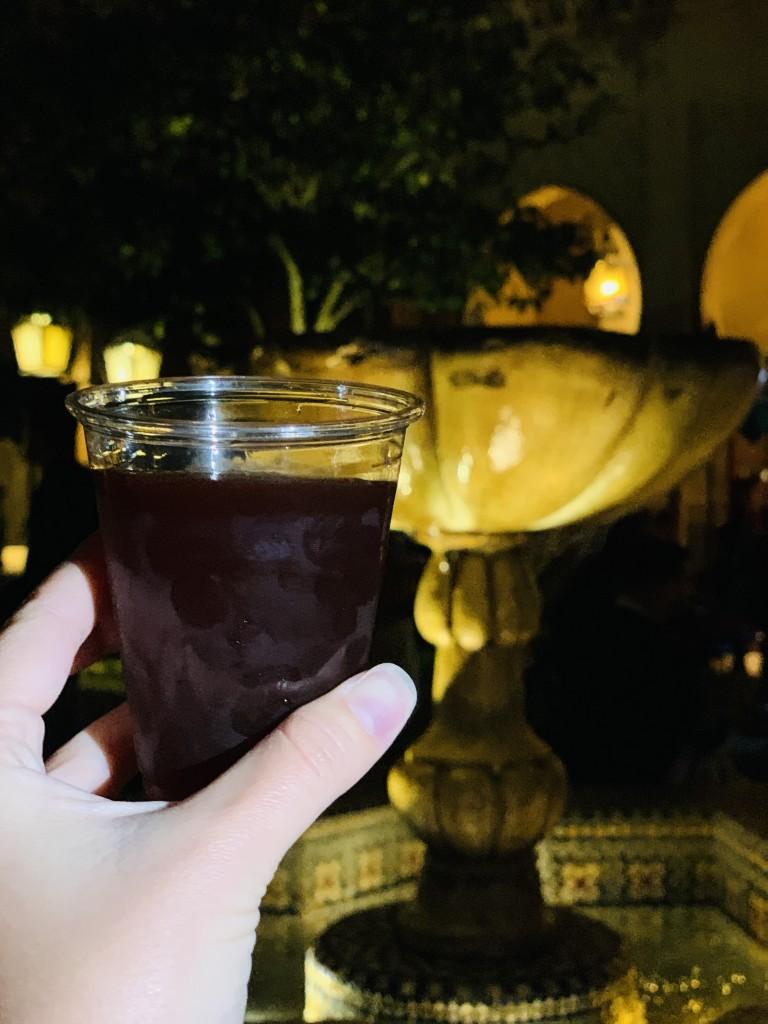 Bebidas no Marrocos