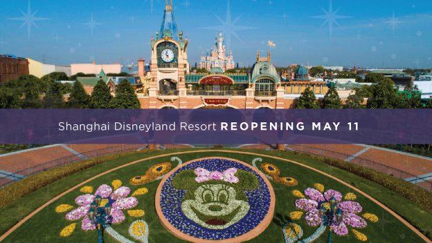 Reabertura Disney Shanghai